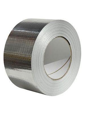 75mm x 50m Alumiiniumteip (tugevdusega)
